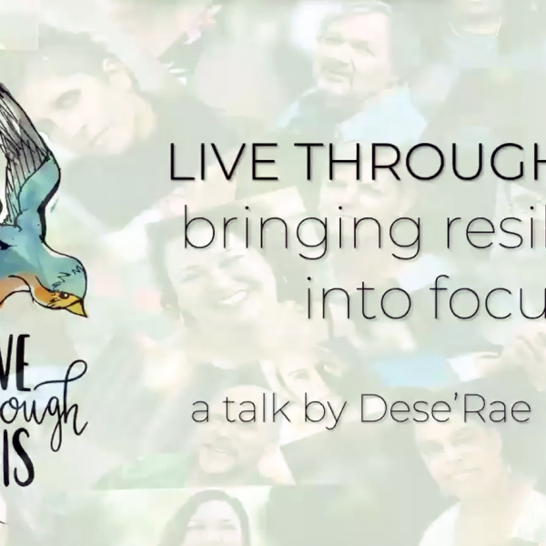 Bringing Resiliency Into Focus